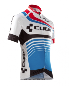 MAILLOT CUBE TEAMLINE 2015